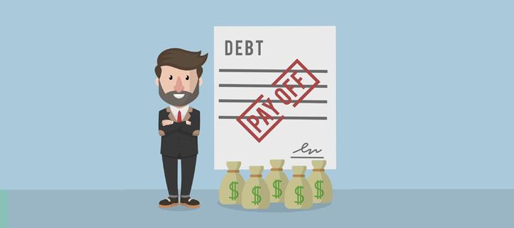 6 Effective Steps to Settle Your Debts - Indoindians