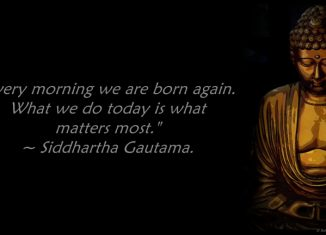 Buddha Purnima - From darkness to Light