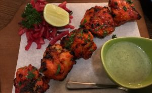 Babooji Chicken tandoori tikka