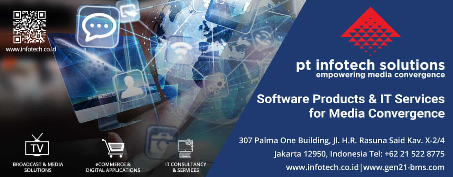 PT Infotech Solutions: Empowering Media Convergence