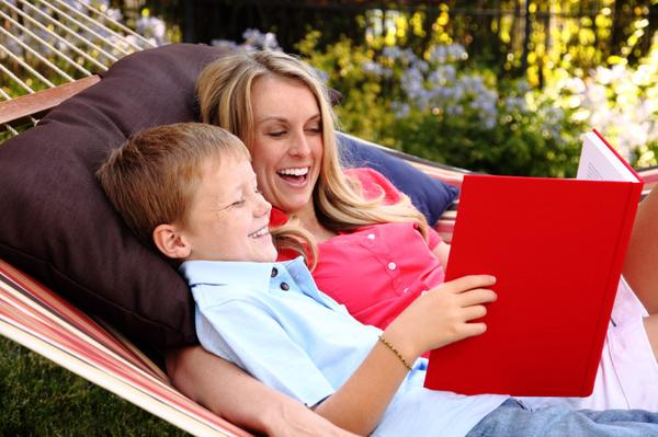 9-Mother-Child-Bonding-Activities-Mother-and-son-reading