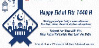 Indoindians Weekly Newsletter: Selamat Hari Raya & Happy Holidays