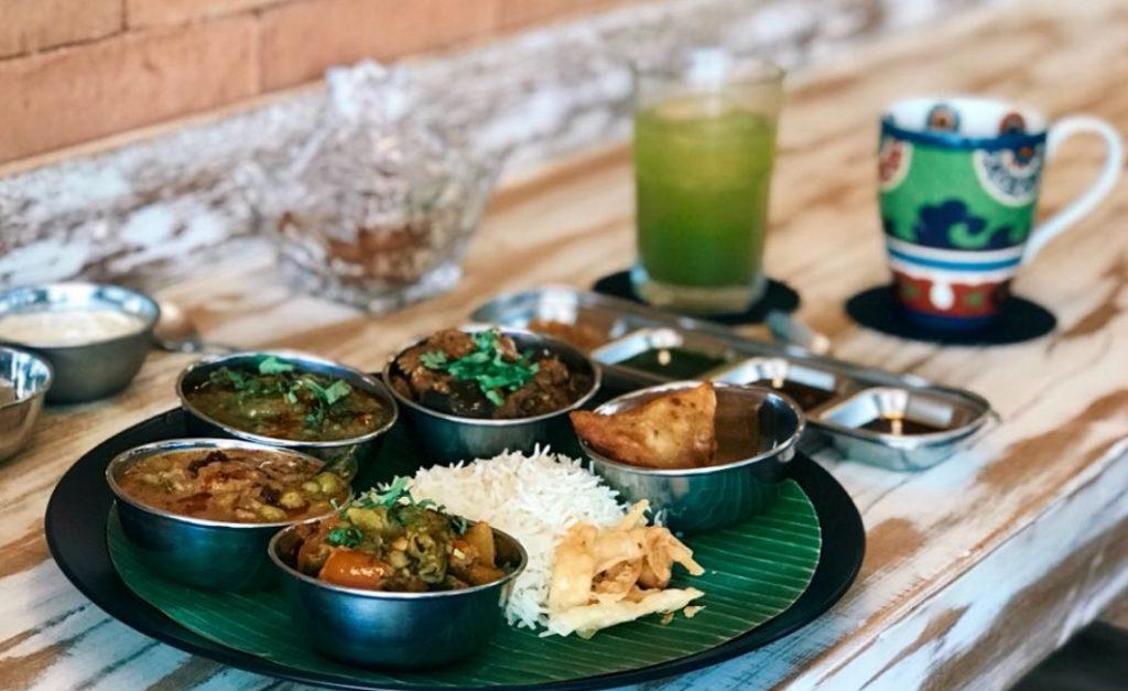 Indian Vegan and Veg Food in Bali