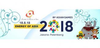 Asian Games 2018 header