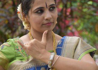 Bhargavi Anand Bharatnatyam Dancer in jakarta