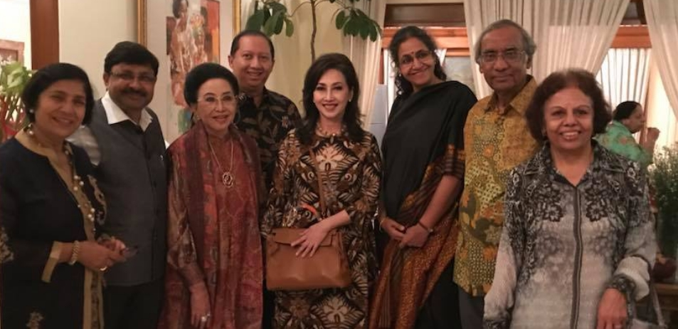 Kalinga International Foundation visits Indonesia