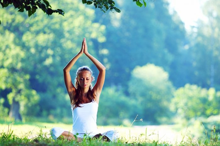 Indoindians Weekly Newsletter: Inner Peace Through Yoga & Meditation