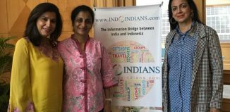 Indoindians Coffee Morning with Meelu