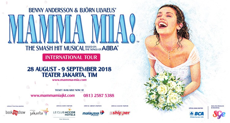 Mamma Mia Musical Discount Tickets for IndoIndians