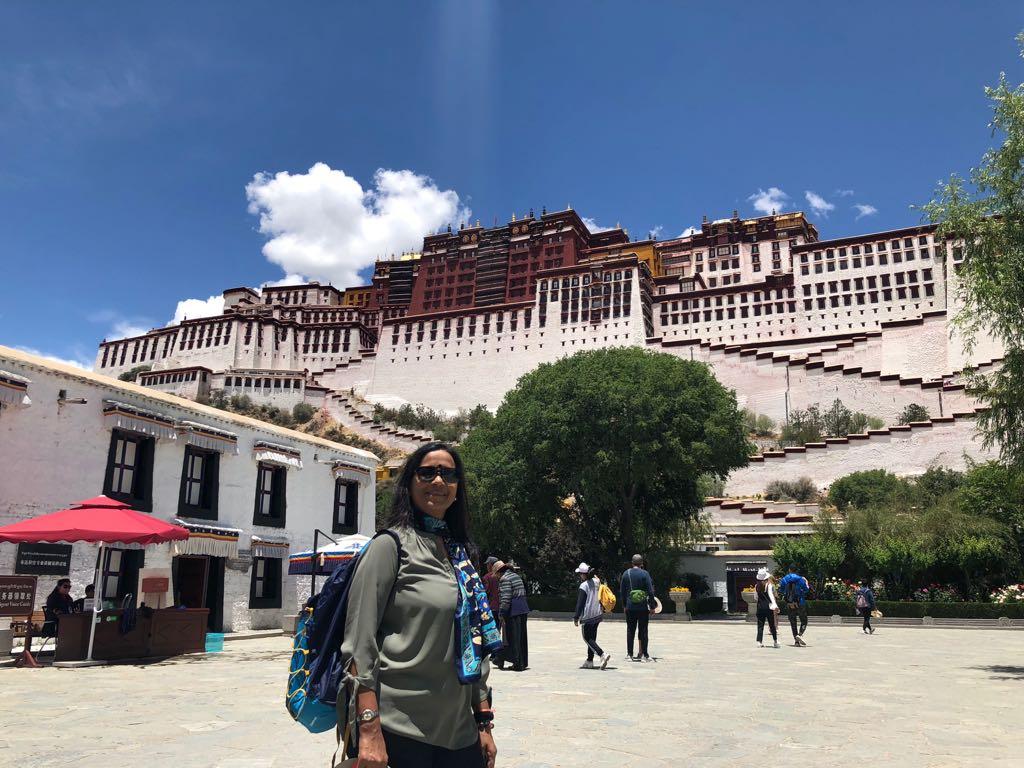 Patola palace Lhasa