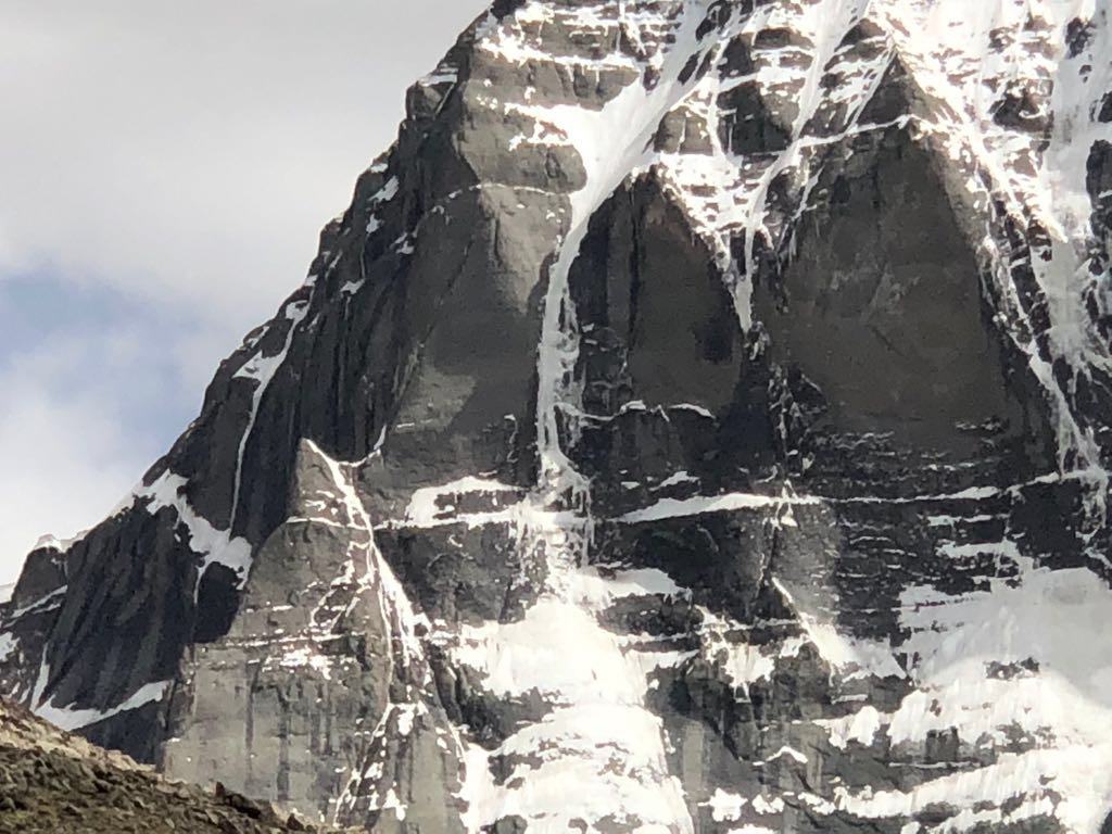 Temples under Mt Kailash