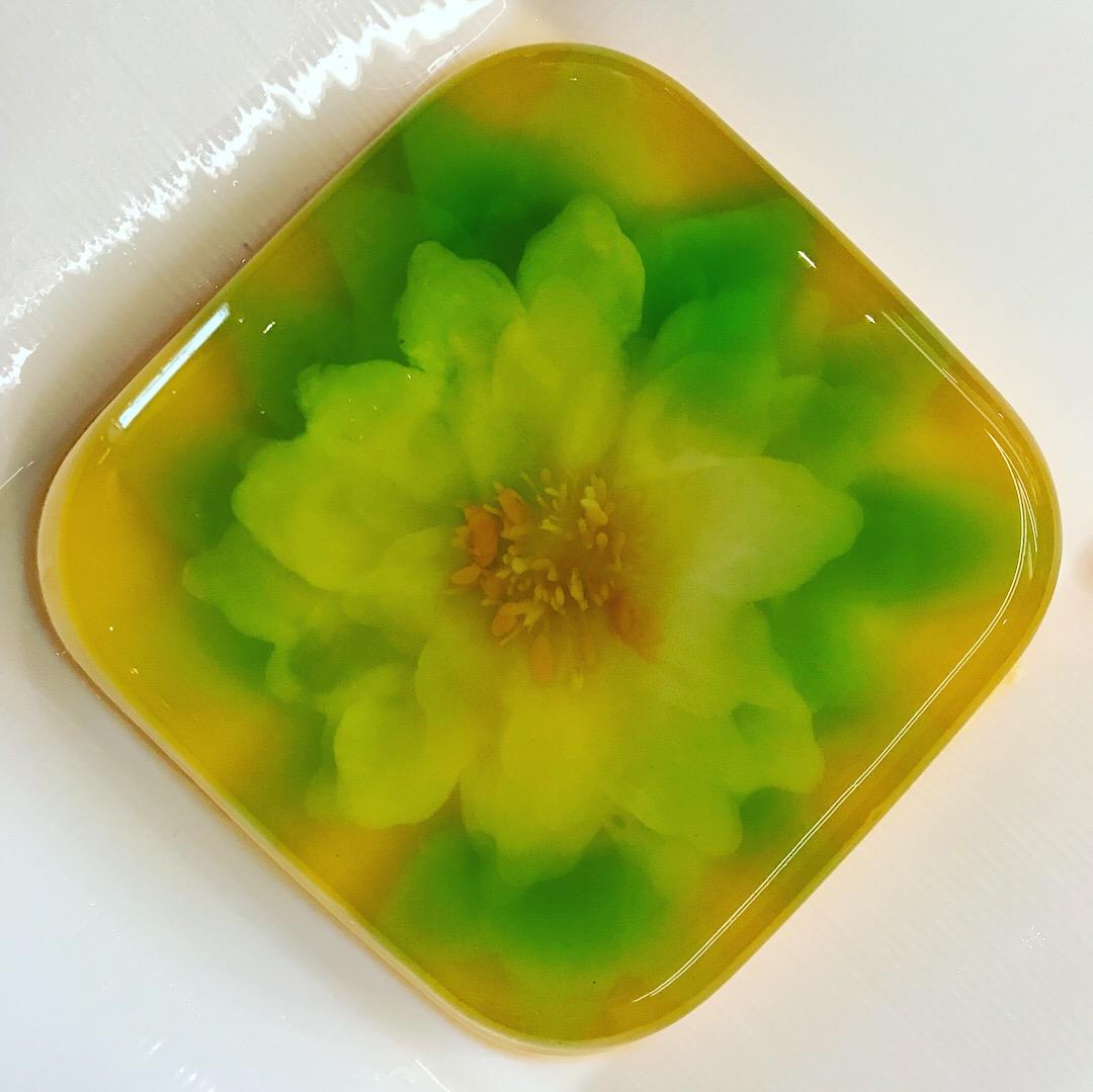 jelly art by komal pamnani