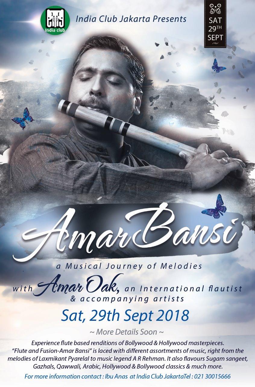 Amar Bansi Musical Eve