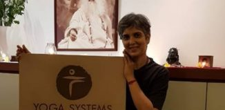 Maria Dsouza founder Yoga Systems Hatha Yoga School