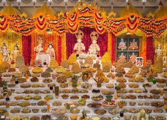 Diwali - New Year Annakut Mahotsav 2018