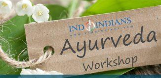 Indoindians Ayurveda Workshop with Dr Shilpa Dhoka