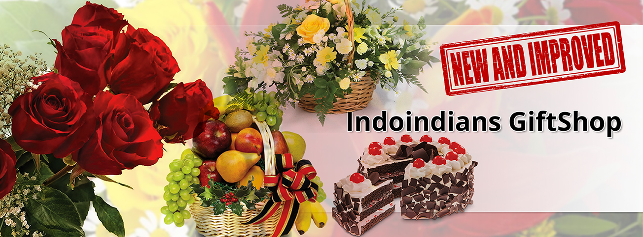 Indoindians Giftshop for India and Indonesia