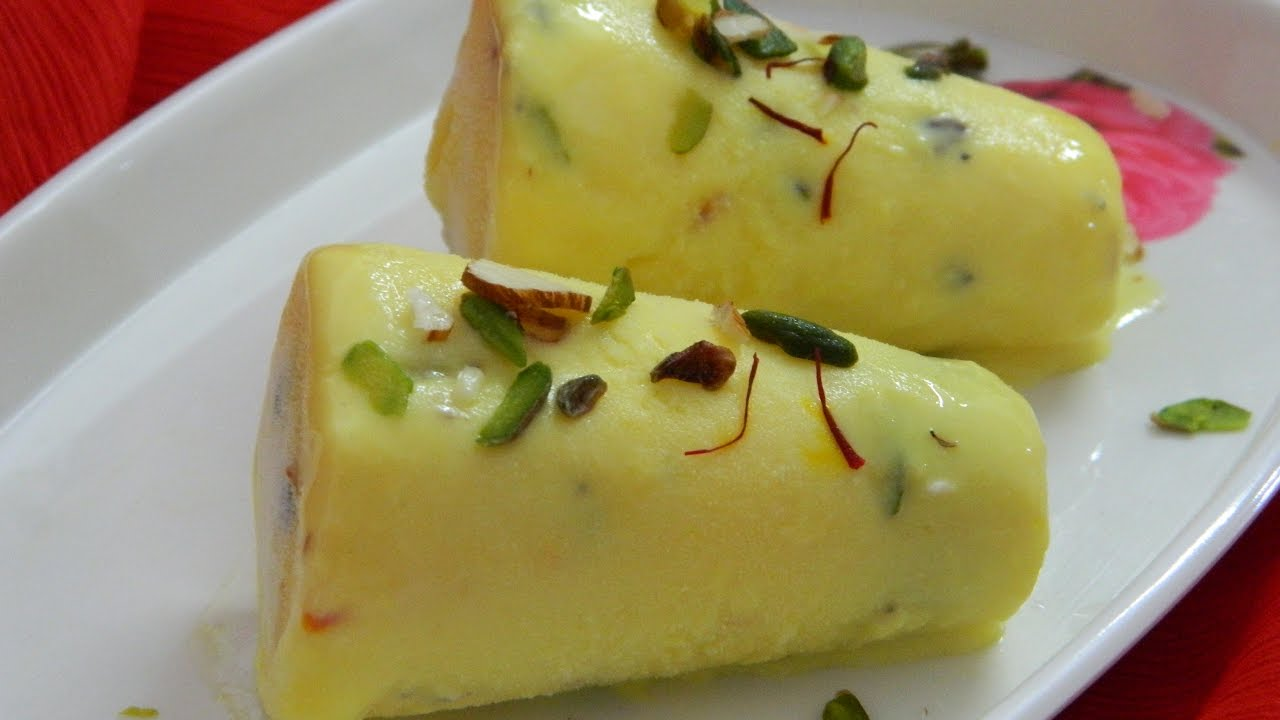 Upcycle Festive Mithai into Kulfi