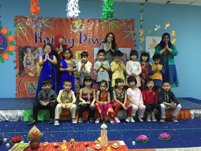 Celebrating-Diwali-at-Kiddie-Planet-Jakarta