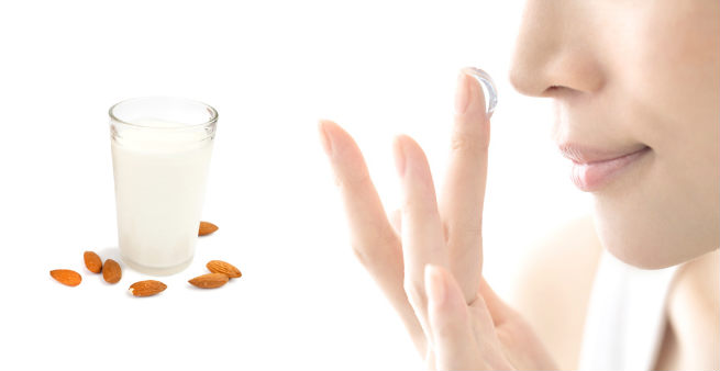 Almond Milk: The Key to Clear, Youthful and Glowing Skin