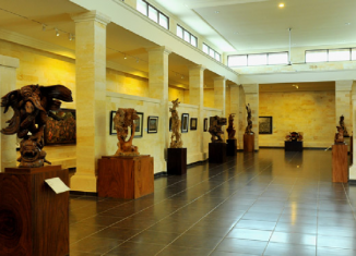 5-Must-Visit-Art-Galleries-in-Bali-Museum-Puri-Lukisan