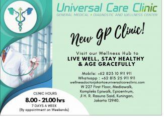 Universal Care Clinic Kuningan Jakarta
