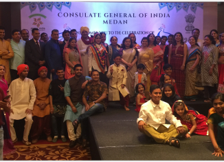 Indian Expatriates Association (IEAM) Medan, Indonesia