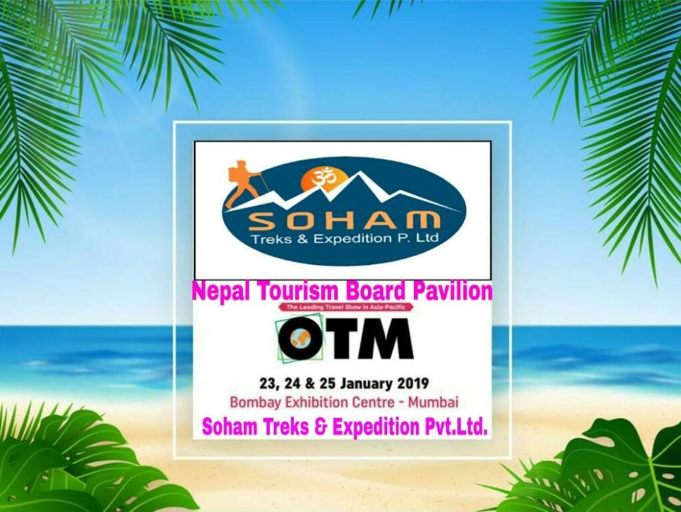 India's largest travel trade show - OTM Mumbai - Indoindians