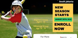Jakarta Junior Cricket Coaching Season 9