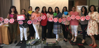 Indoindians Valentine's Day Coffee Morning Event Report: The 5 Love Languages Workshop