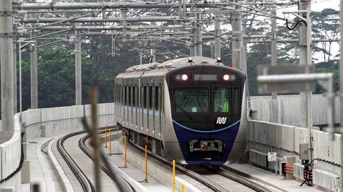 Experiencing Mrt Trial Run In Jakarta Indoindians