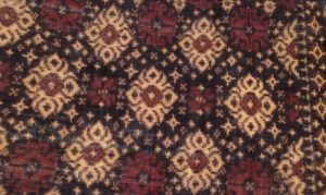 Cemplong design on Grinsing fabric from Bali
