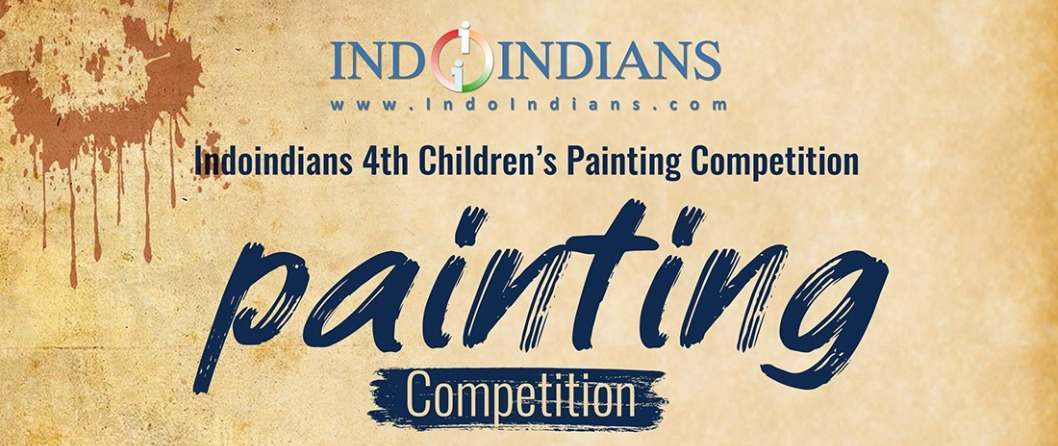 Indoindians Painting Competition 2019