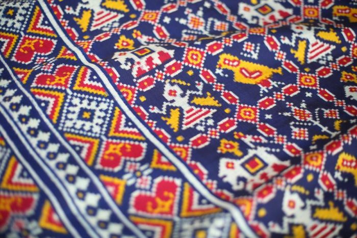 The Story of Ikat – the ties that bind and weave into a beautiful fuzzy tapestry