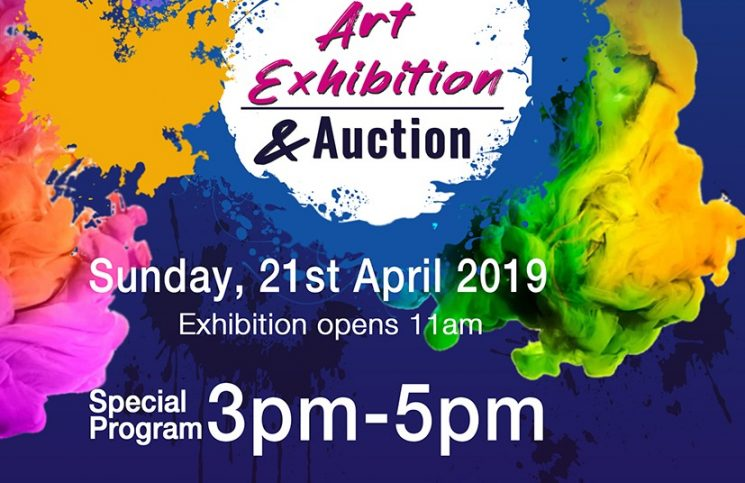 Indoindians Charity Art Exhibition