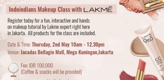 Lakme Indoindians Makeup Class