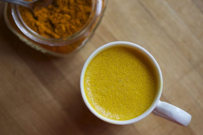 Anti Inflammatory Turmeric & Spice Mix for Healthy Drinks