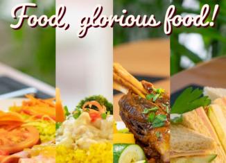 Indoindians Weekly Newsletter - Food Glorious Food