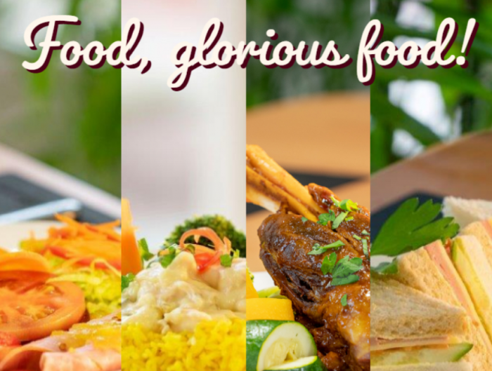 Indoindians Weekly Newsletter - Food Glorious Food