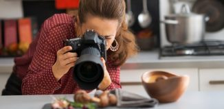 Food photography tips for Instagram