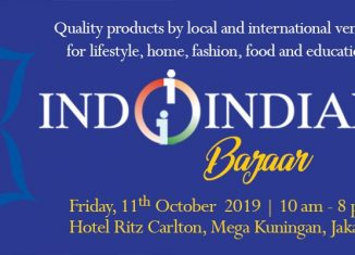 Indoindians Bazaar Banner 2019