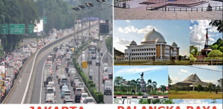 How will Indonesia's capital city relocation affect property prices in Jakarta?