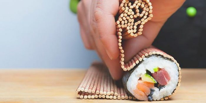 Indoindians Workshop: Learn to Make Sushi at Hotel JW Marriotts