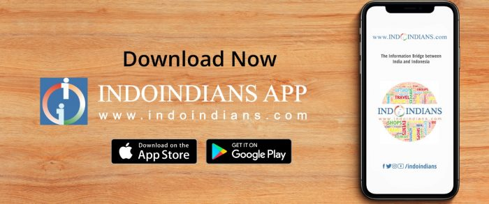 Launching the Indoindians Mobile App