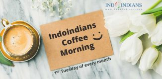 Indoindians Monthly Coffee Morning