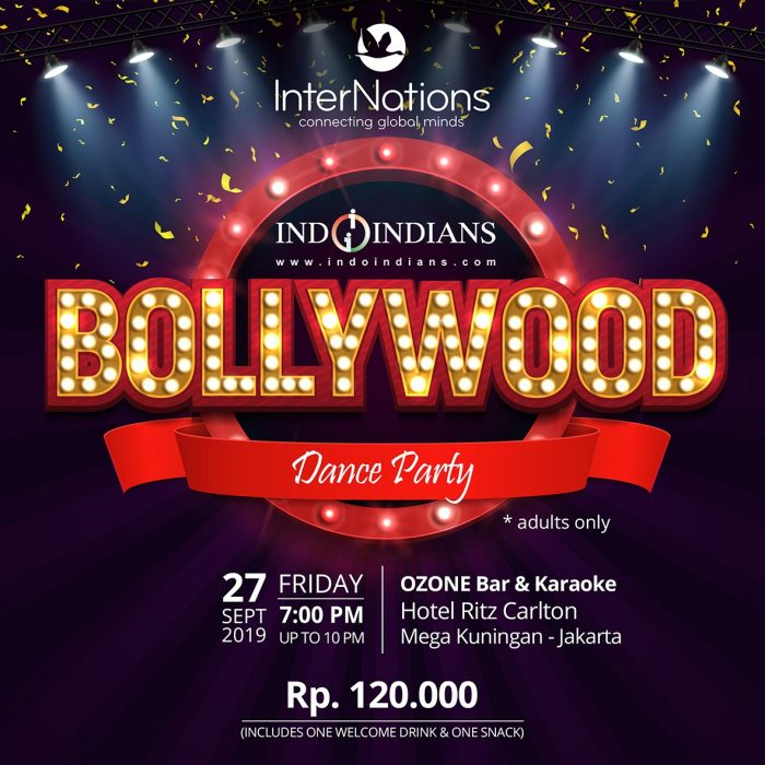 InterNations & IndoIndians Bollywood Dance Party