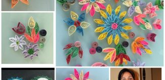 Paper Quilling Workshop by Sangita Patni for Children 7-16yrs
