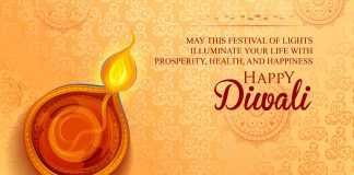 Diwali Greetings from PT Infotech Solutions and Indoindians