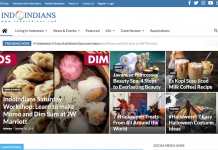 Indoindians new site look