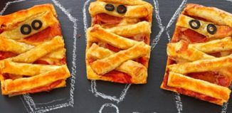 5-Creepy-and-Delicious-Vegan-Halloween-Recipes-Potato-Pizza-Mummies